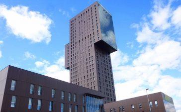 EL blog de la cadena Zenit hoteles incluye a la Torre de la Rosaleda entre los 15 edificios más feos y raros de España 6