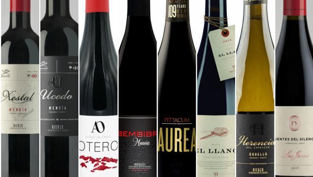 El diario ABC destaca Siete vinos D. O. Bierzo para celebrar el Año Nuevo 1