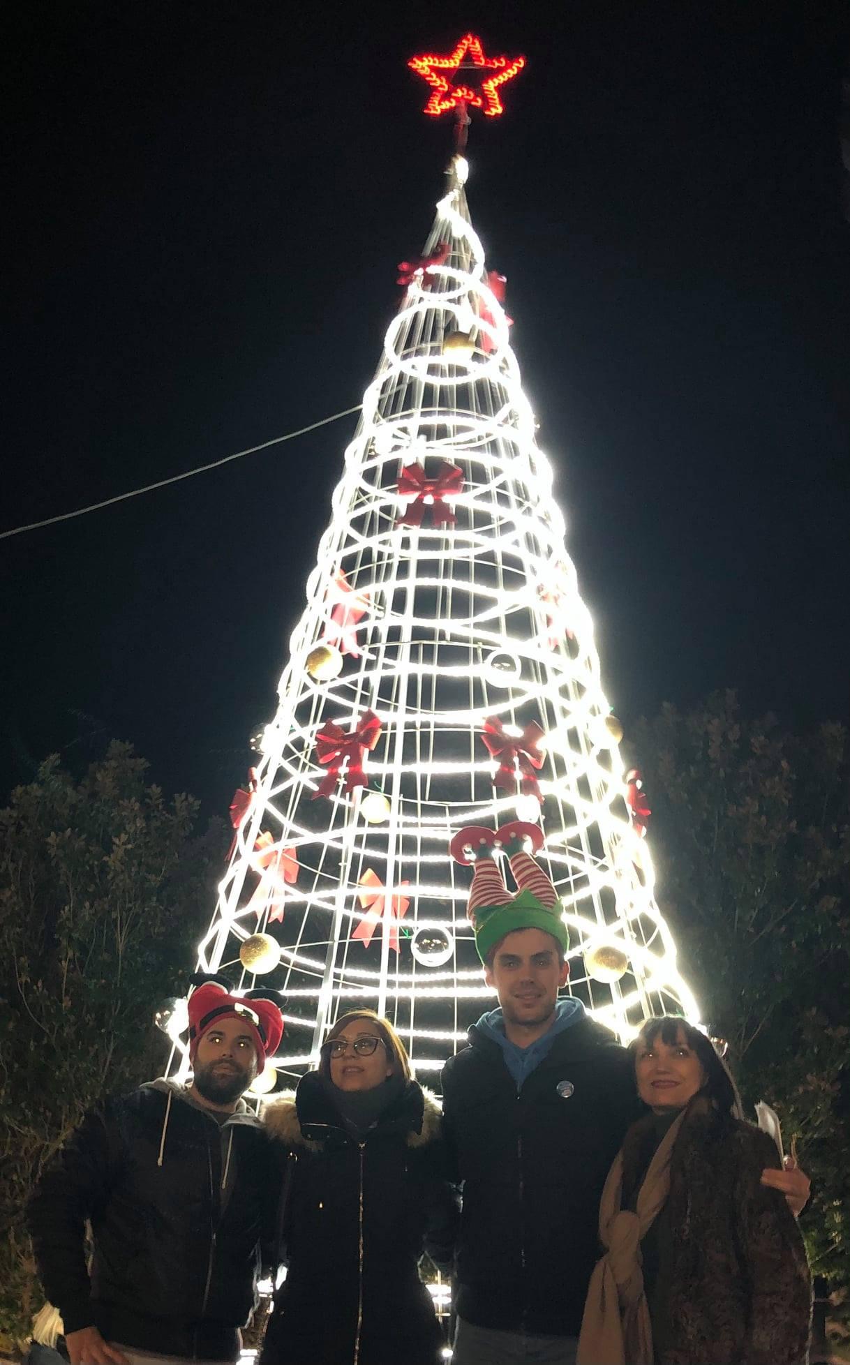 Camponaraya, Cacabelos y Bembibre ya lucen la Navidad 2020 4