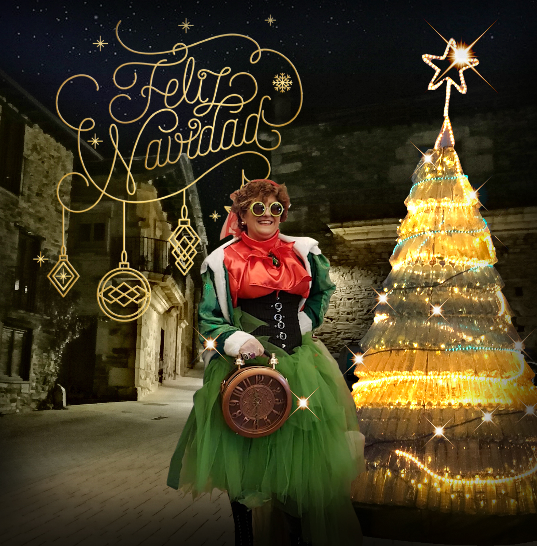 La tradición de Mamanuela dejará sus regalos en Los Barrios 1