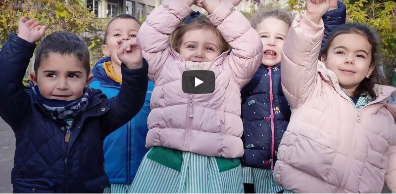 La Concejalía de Juventud y Fiestas del Ayuntamiento de Ponferrada, felicita las fiestas con un vídeo cargado de ternura 1