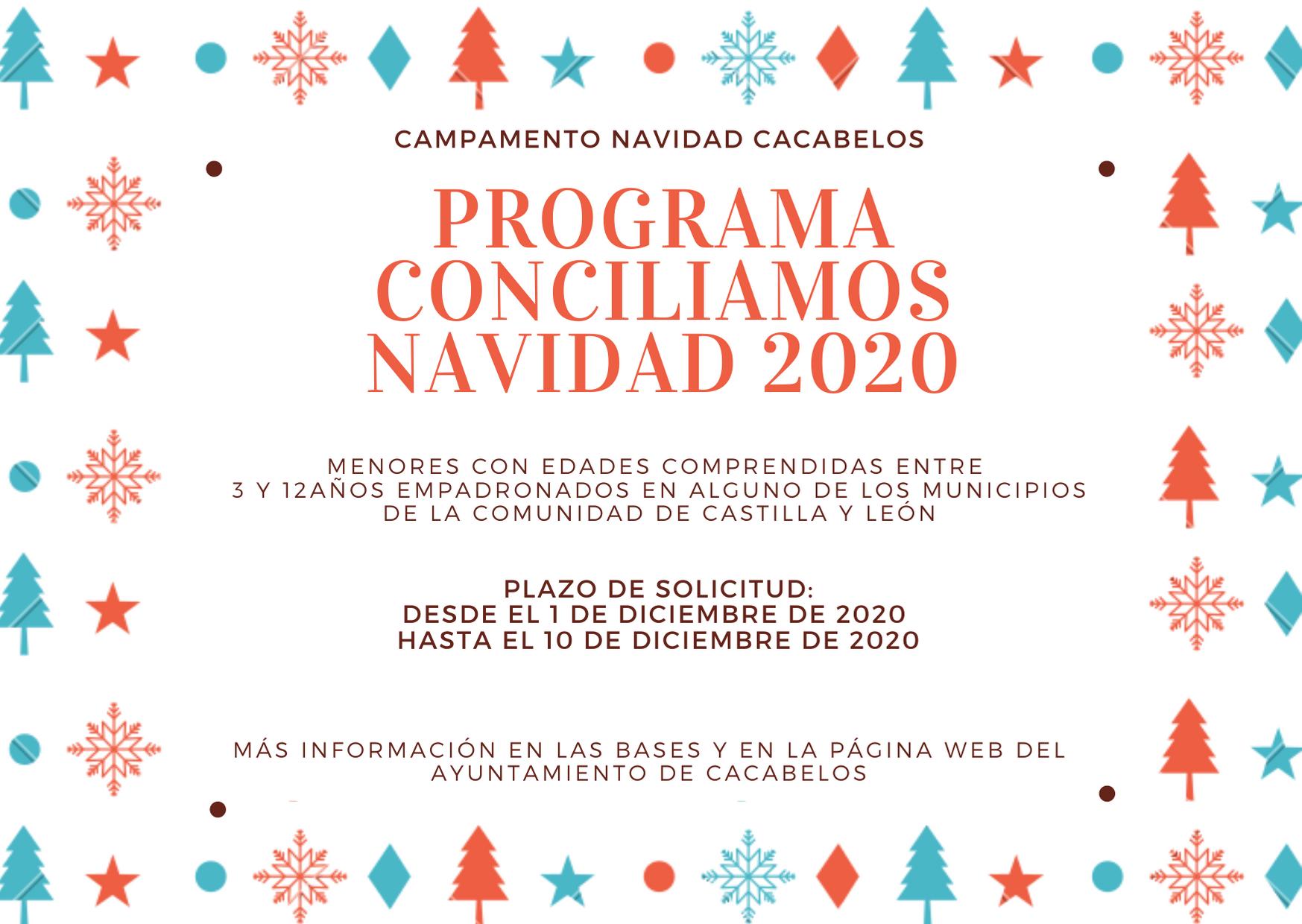 Campamento de Navidad 'Conciliamos 2020' en Cacabelos 2