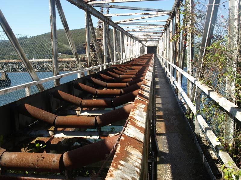 Vigo se debate entre demoler o rehabilitar los antiguos cargaderos del Coto Wagner de la MSP 4