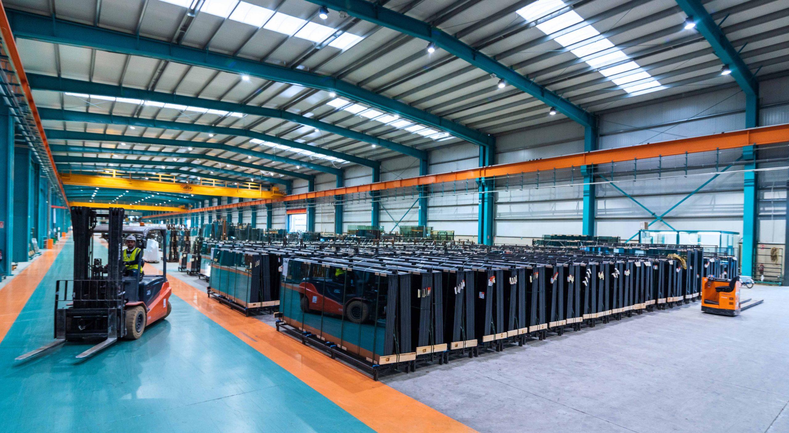 Tvitec proyecta abrir una fábrica de cerámica de vidrio en El Bayo 1