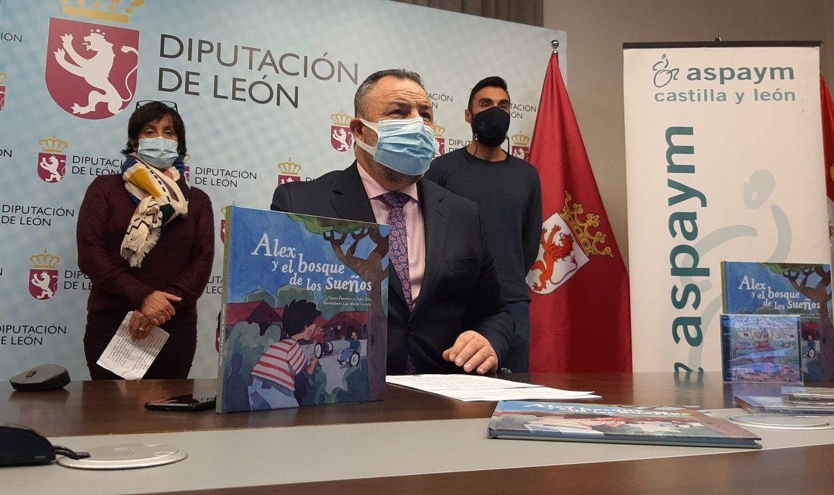 La Diputación colabora con ASPAYM y PREDIF en mantener vivo el sueño de la Navidad en el medio rural 1