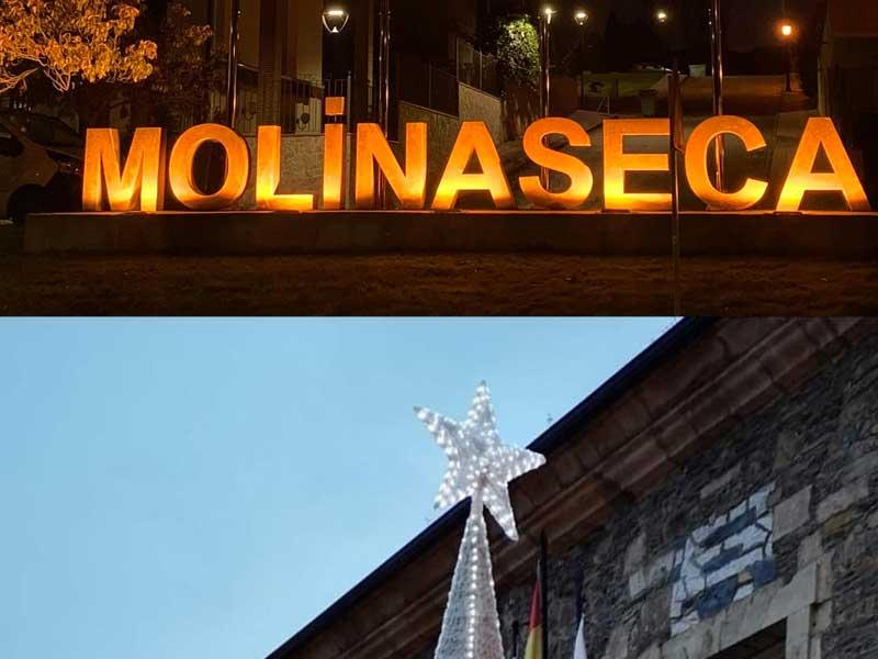 Molinaseca y Villafranca del Bierzo se unen en un certamen para adornar juntas la Navidad 1