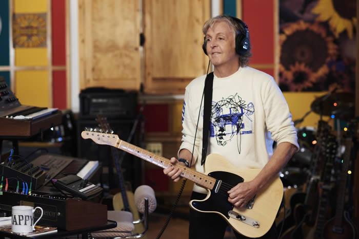 Paul McCartney  estrena McCartney III, la vuelta a su sonido más auténtico 1