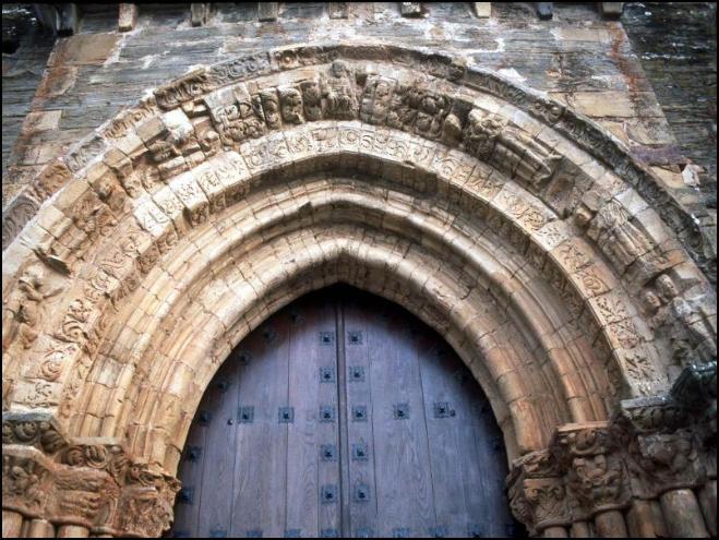 El 31 de diciembre comenzará el Jacobeo 2021 con un acto simbólico de apertura de la Puerta del Perdón en Villafranca del Bierzo 1