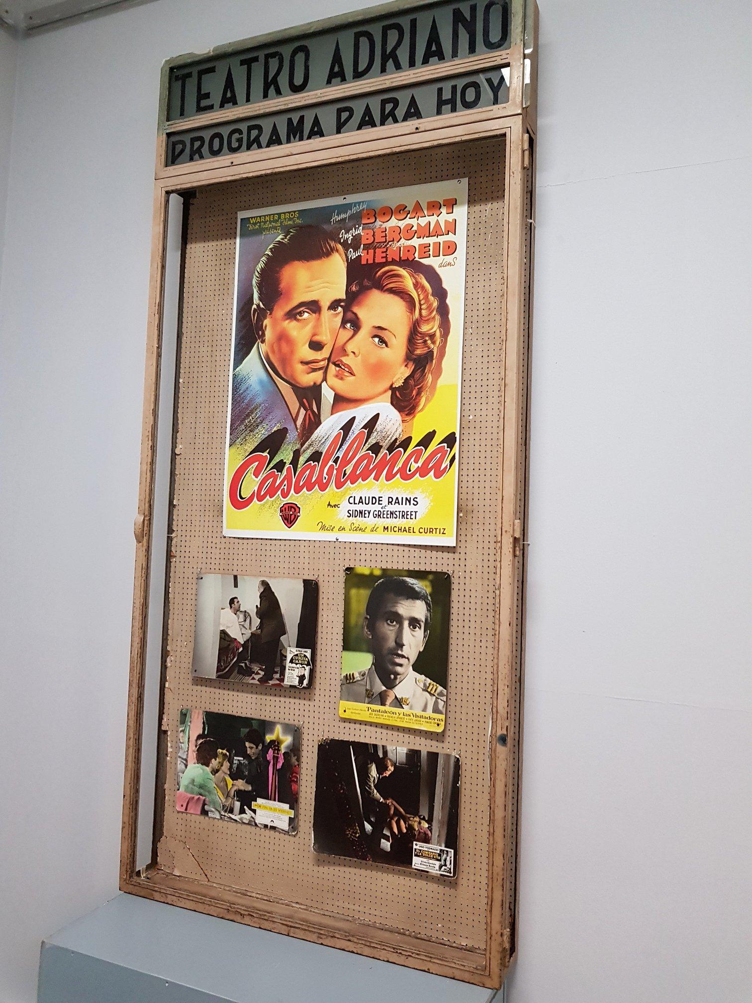 VÍDEO | Ponferrada dice adiós al Teatro Adriano, el penúltimo cine de la 'ciudad del Dólar' 7