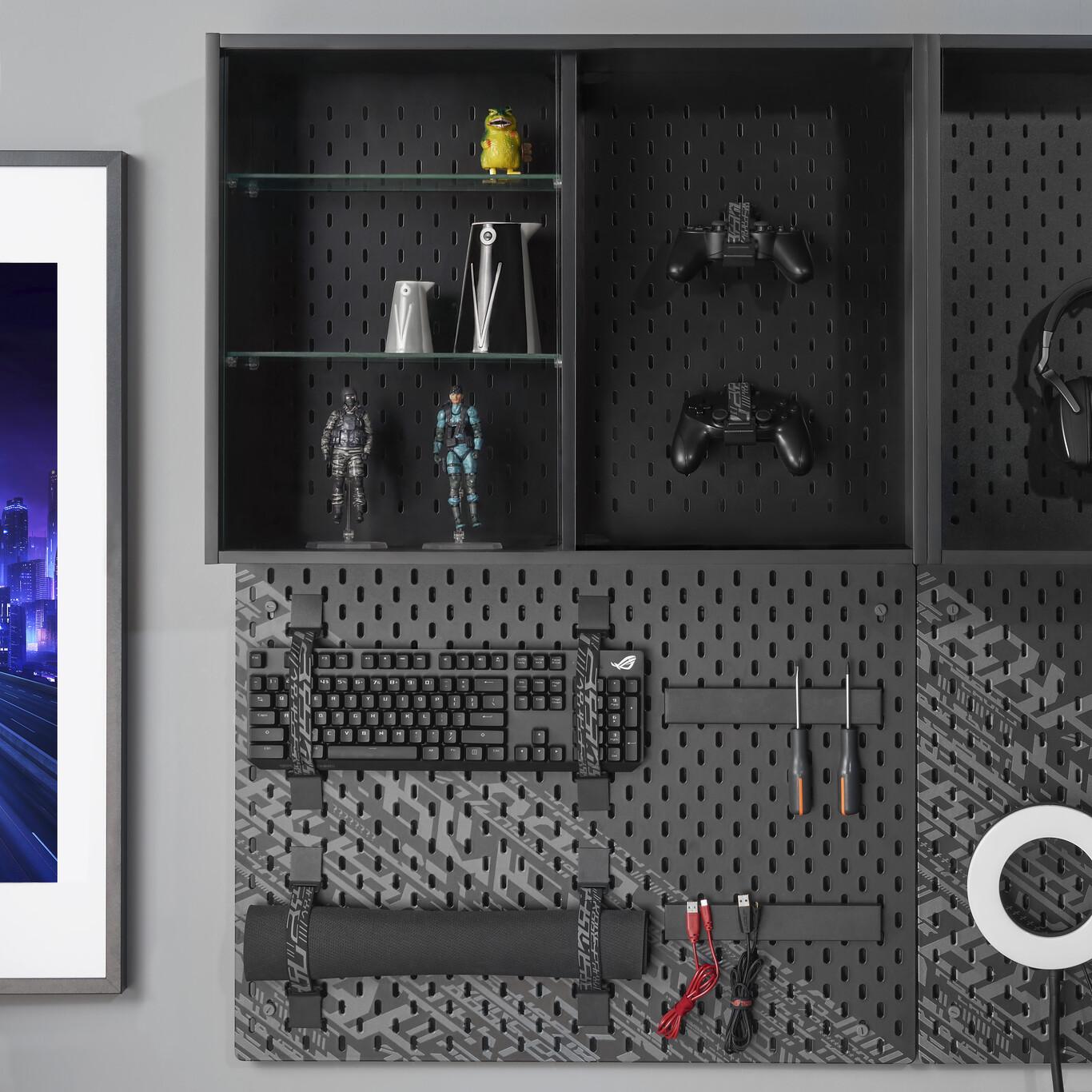 Ikea y Asus lanzarán una línea de muebles gaming en 2021 7