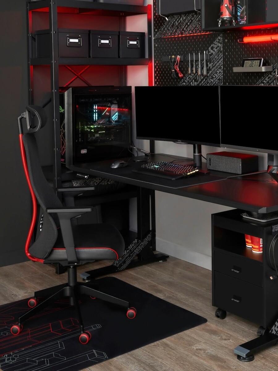 Ikea y Asus lanzarán una línea de muebles gaming en 2021 6