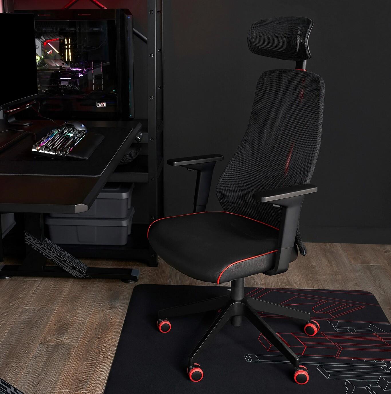 Ikea y Asus lanzarán una línea de muebles gaming en 2021 5