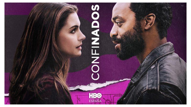 HBO presenta: CONFINADOS, con Anne Hathaway y Chiwetel Ejiofor. Estreno 5 de febrero 1