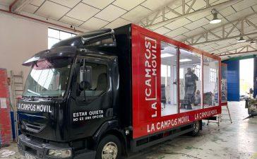 María Teresa Campos vuelve a la televisión con 'La Campos móvil' 8