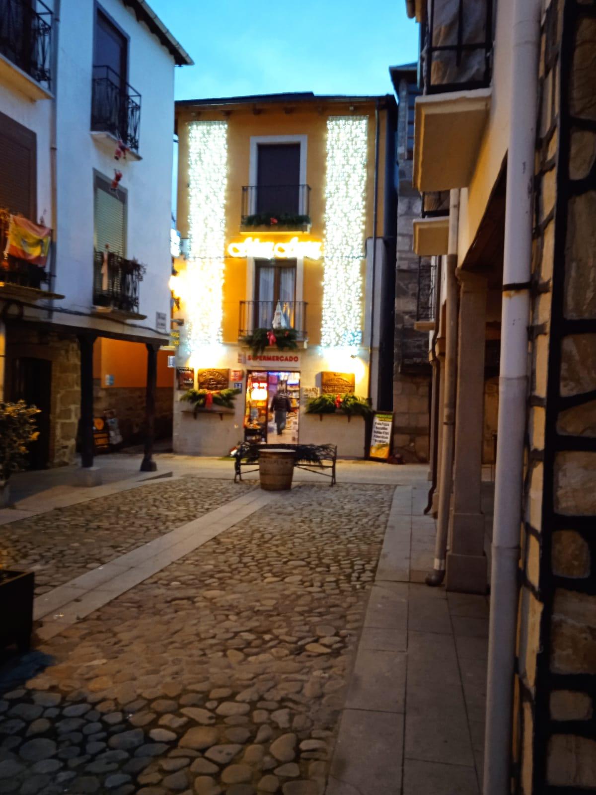 Ganadores del concurso de decoración navideña conjunta de Molinaseca y Villafranca 2