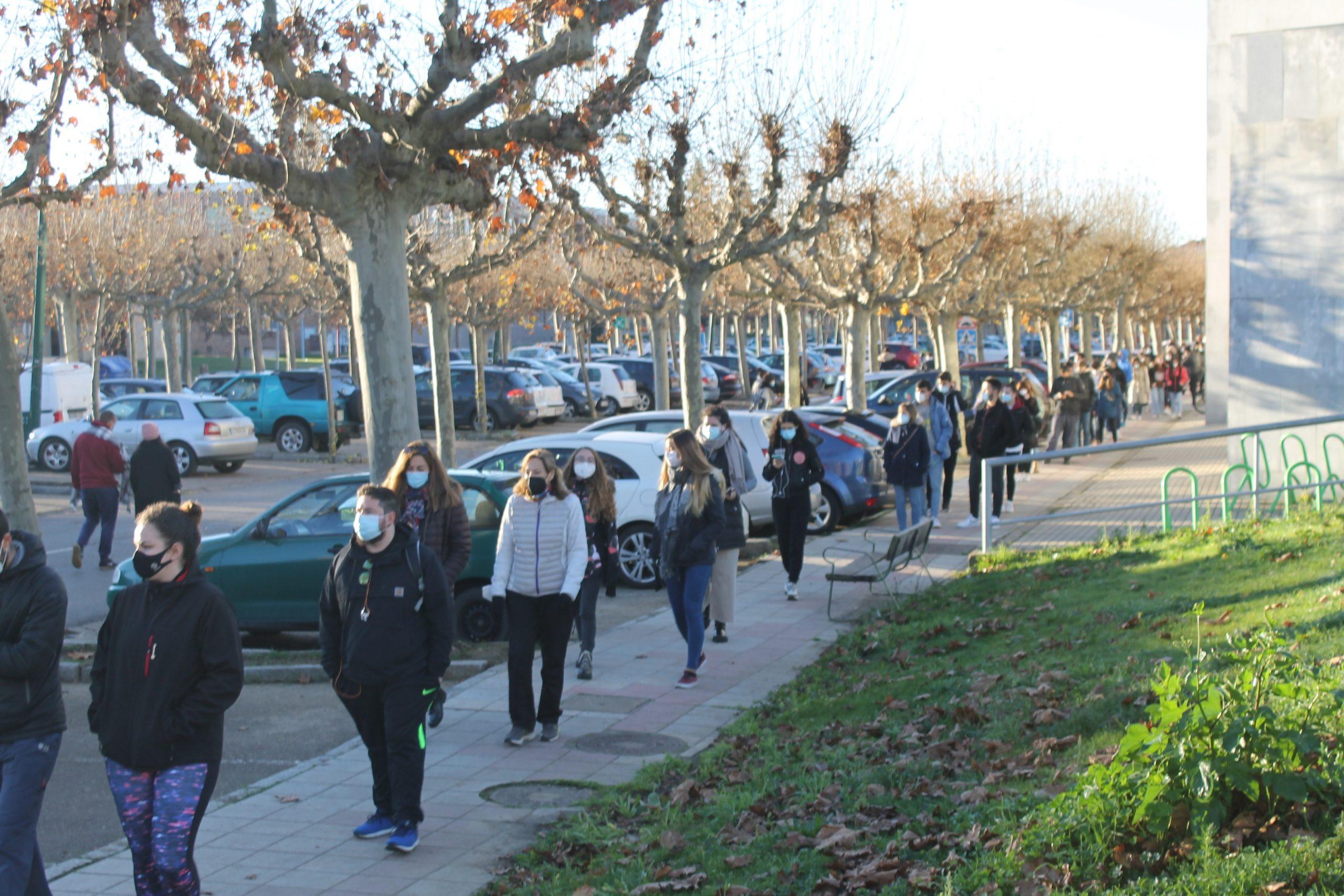 La ULE realizará el próximo lunes pruebas rápidas de detección del covid-19 en el campus de Ponferrada 1