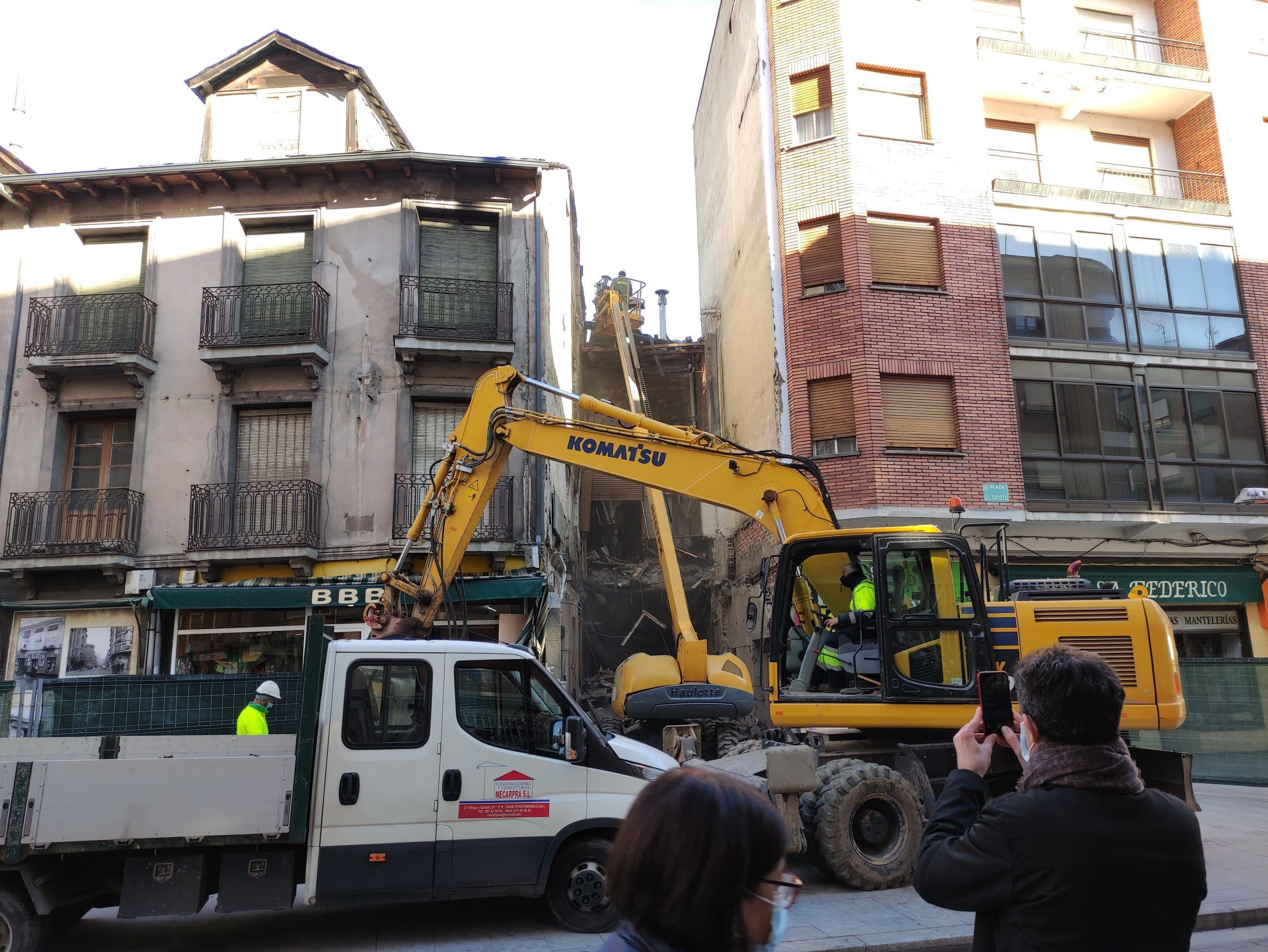 VÍDEO | Ponferrada dice adiós al Teatro Adriano, el penúltimo cine de la 'ciudad del Dólar' 2
