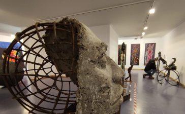 Inaugurada la exposición 'Después del silencio' en el Campus de Ponferrada 3