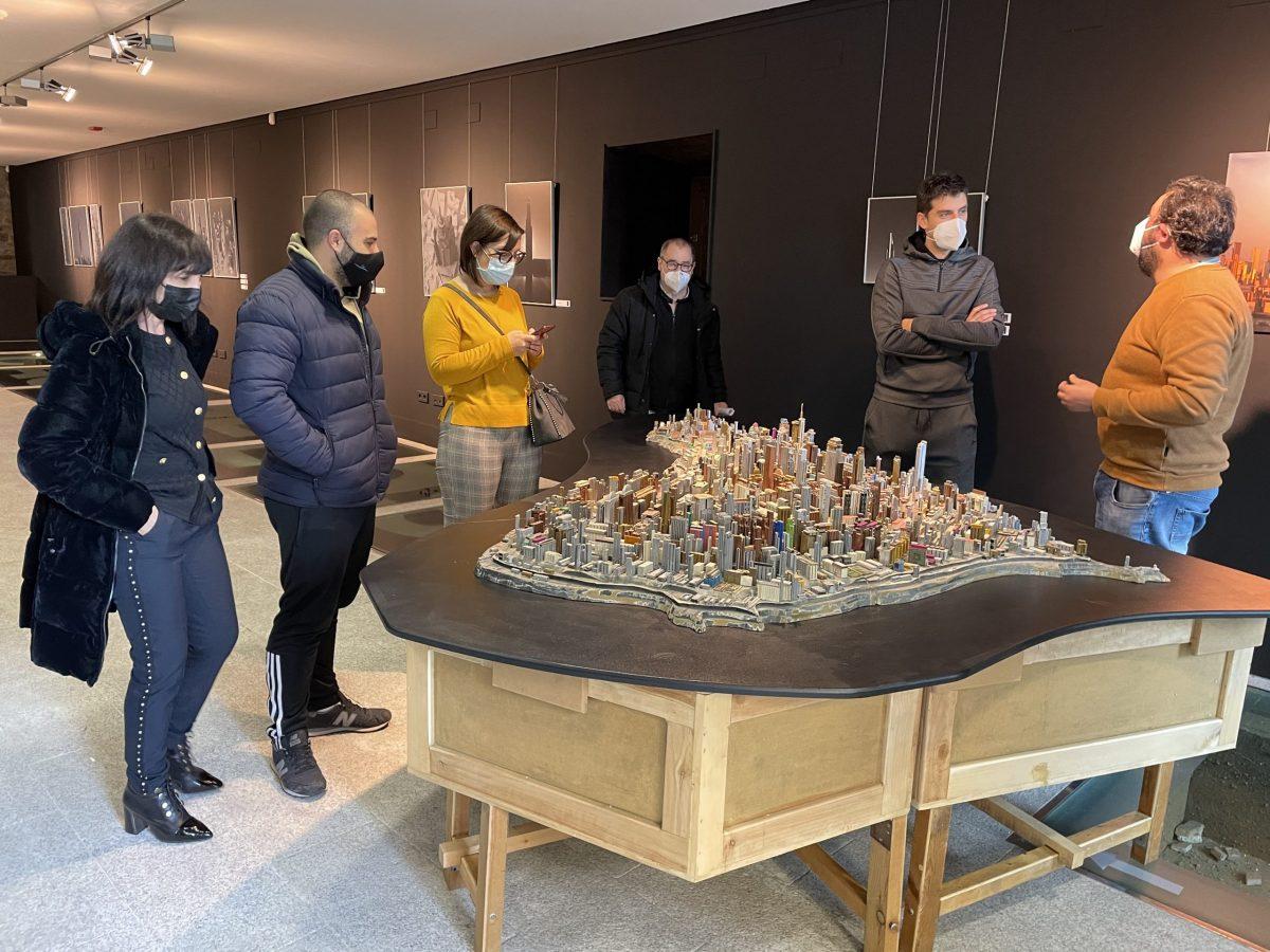 El Museo Marca acoge desde hoy la exposición