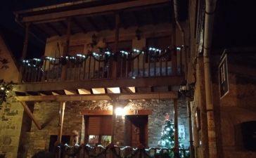 Ganadores del concurso de decoración navideña conjunta de Molinaseca y Villafranca 3