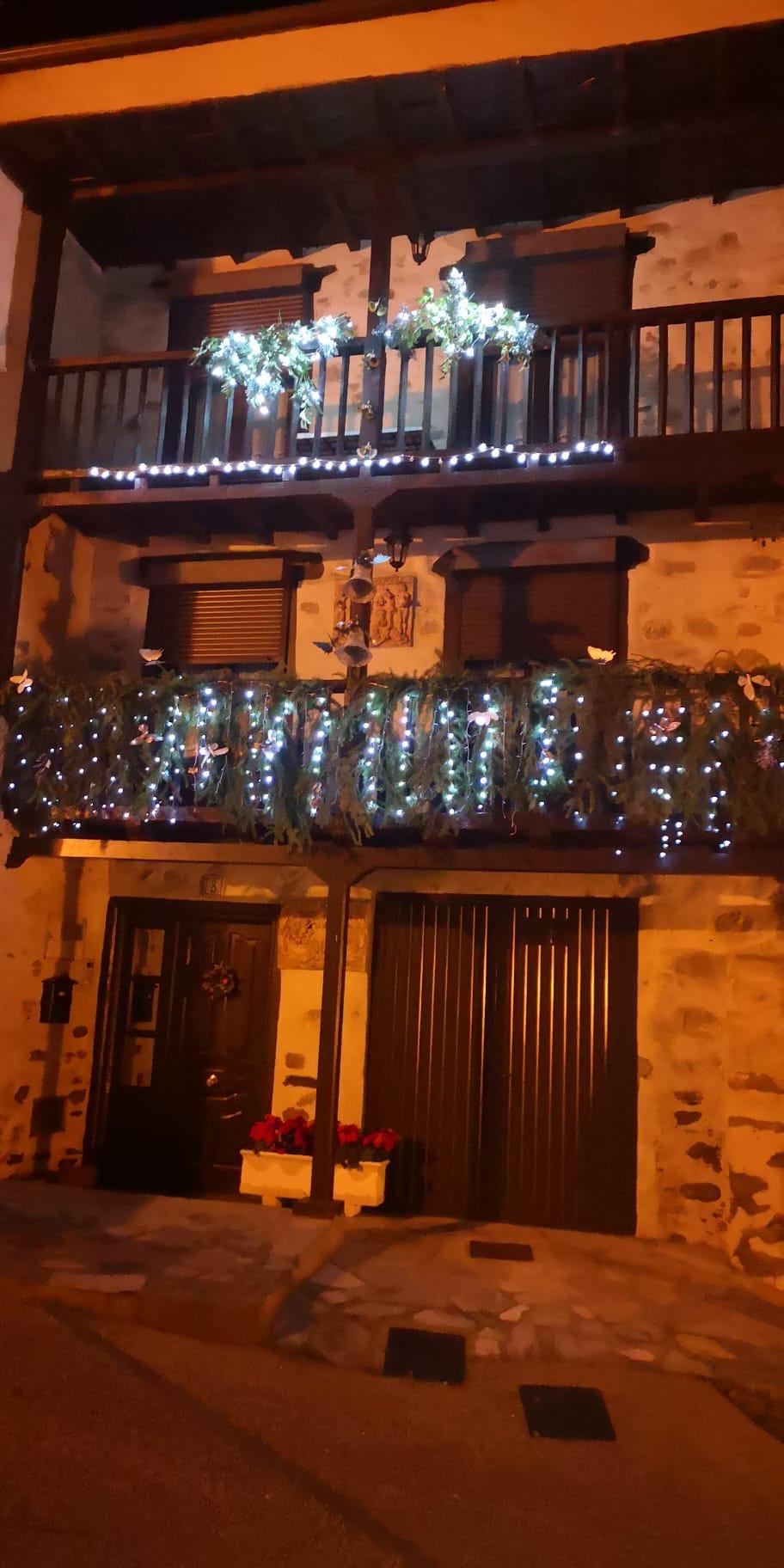 Ganadores del concurso de decoración navideña conjunta de Molinaseca y Villafranca 5