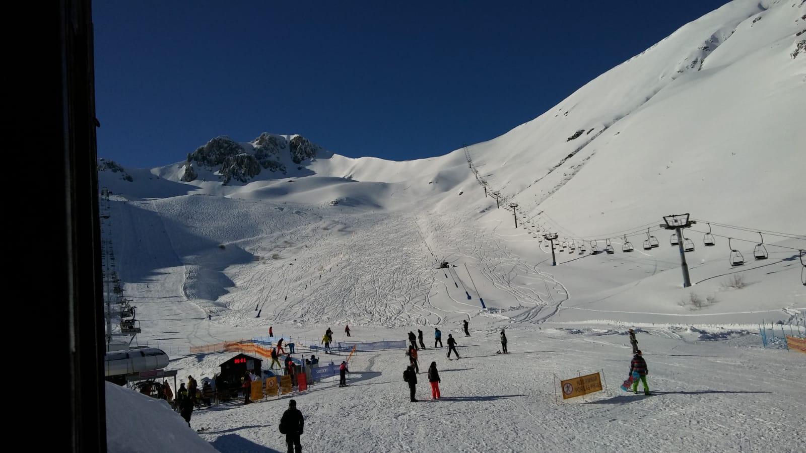 Las navidades dejan un balance de 8.731 esquiadores en las estaciones invernales de León 1