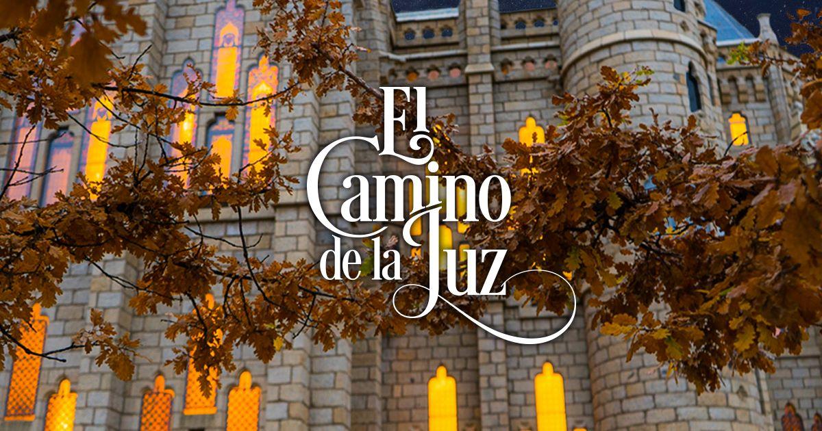 ¿Hasta cuándo estará iluminada Astorga por Ferrero Rocher? 1