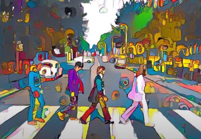 El disco de The Beatles creado con Inteligencia Artificial 1