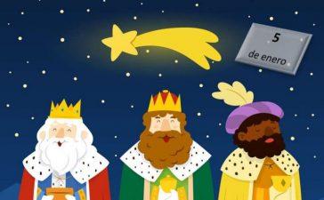 Los Reyes Magos visitan Carracedelo en su mágico recorrido por el Bierzo 7
