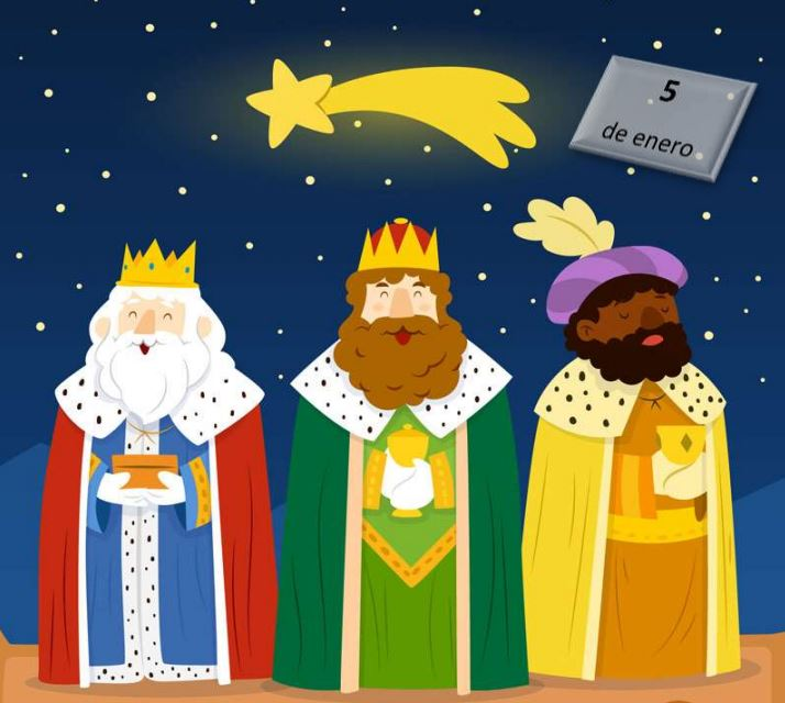 Los Reyes Magos visitan Carracedelo en su mágico recorrido por el Bierzo 1