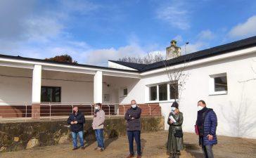 Inaugurada en Bárcena la reforma de la Casa de la Maestra que utilizará la asociación de vecinos 3