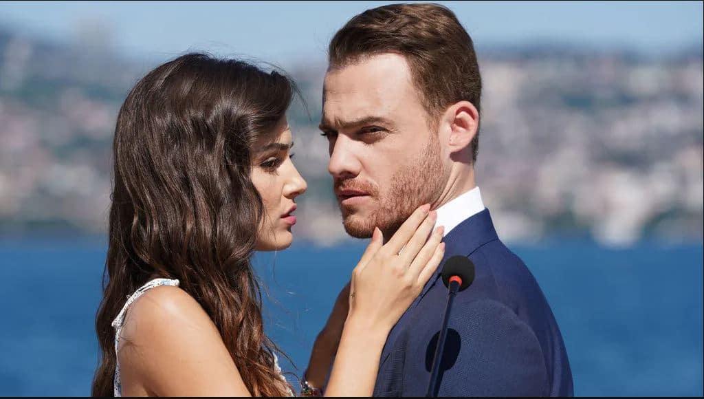 La series turcas copan la televisión en abierto, el lunes llega 'Love is in the air' a Telecinco 1