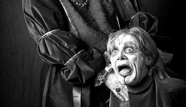 'Escorial. Pavana para un bufón triste', el regreso de Conde Gatón al escenario del Teatro Bergidum 1