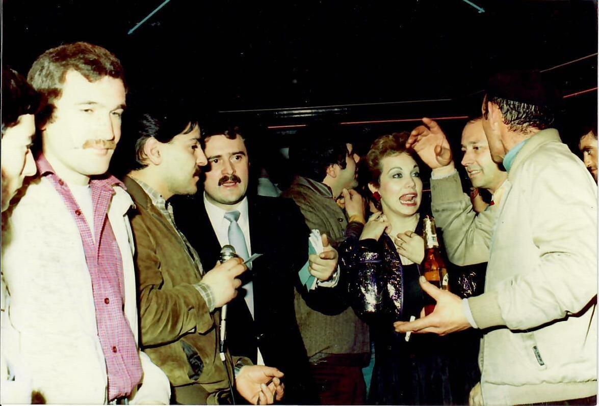Exágono de Vega, la discoteca que revolucionó la cuenca minera 2