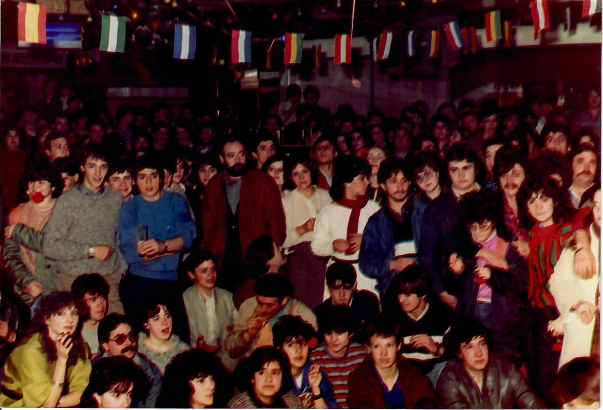 Exágono de Vega, la discoteca que revolucionó la cuenca minera 6