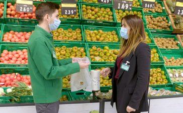 Mercadona elimina las bolsas de plástico de un solo uso en todas sus tiendas 2