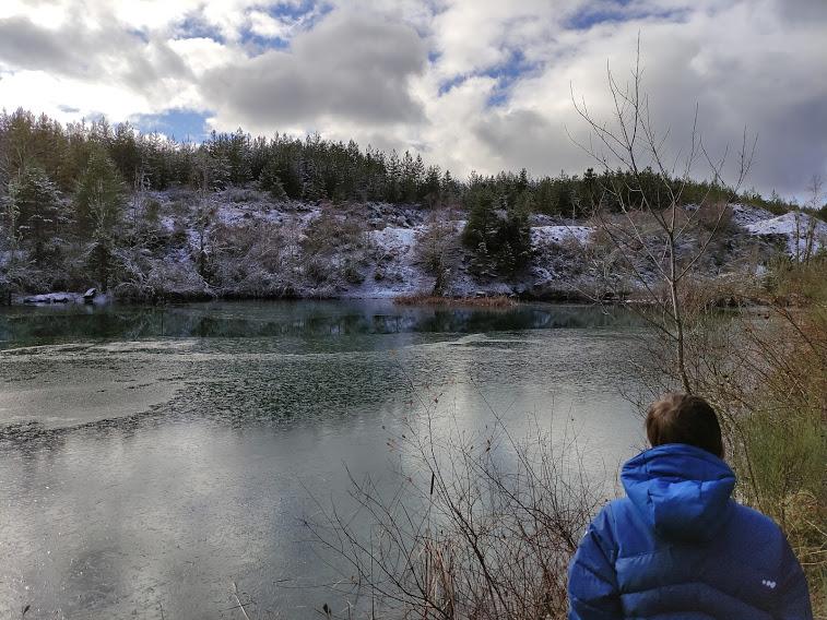 Rutas por el Bierzo: 'Laguna de la Grulla' en Losada, un secreto bien guardado en el Bierzo Alto 1