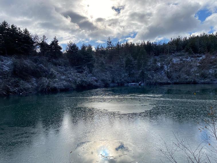 Rutas por el Bierzo: 'Laguna de la Grulla' en Losada, un secreto bien guardado en el Bierzo Alto 6