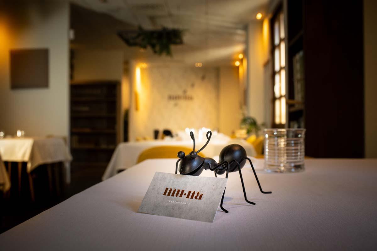 El restaurante Mu-Na en el Top 100 de los restaurantes favoritos de los españoles en 2020 1