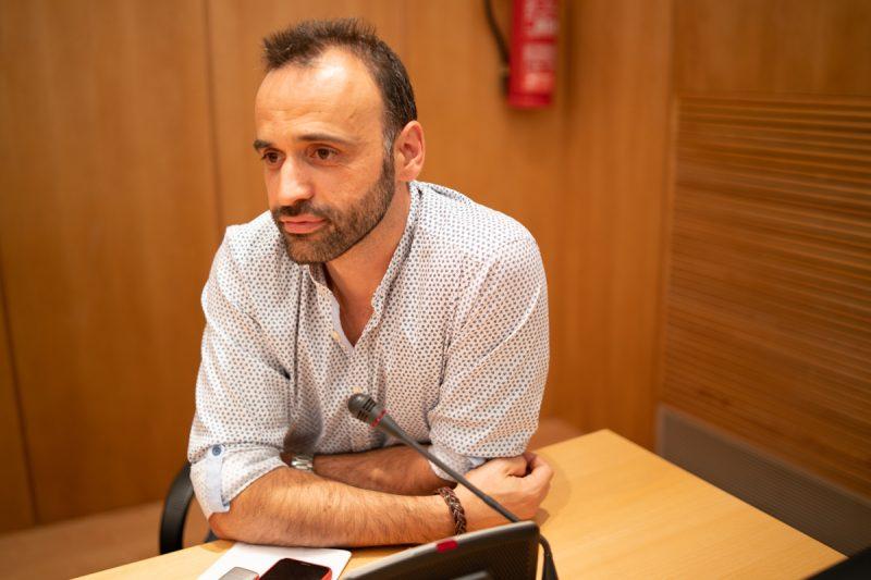 El periodista Pedro Lechuga presenta el 'Foro de Periodismo y Comunicación XXI', un proyecto con visión internacional 1