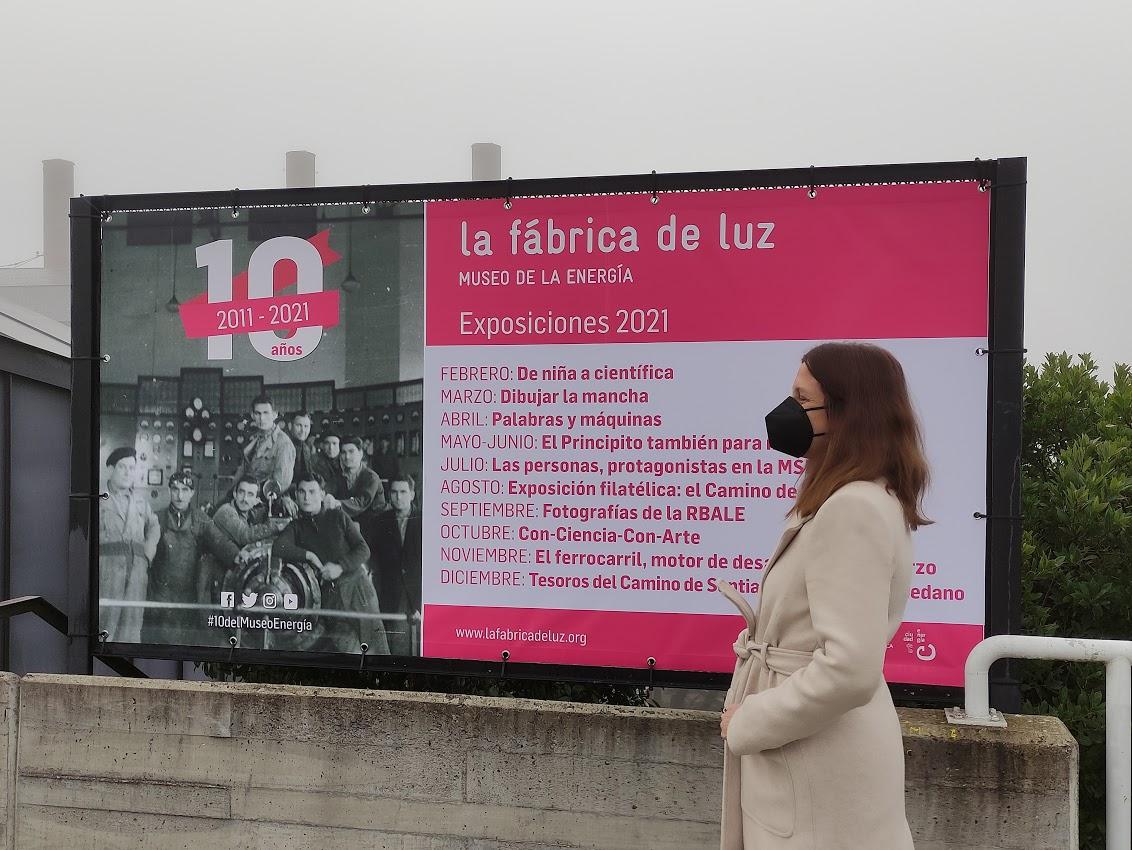 El Museo de la Energía celebra su 10º aniversario con 10 exposiciones temporales 1