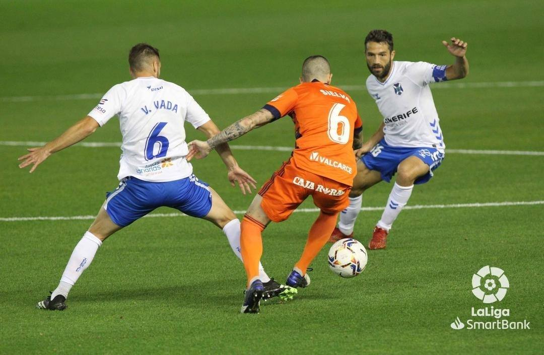 Los mejores jugadores del SD Ponferradina en lo que va de temporada 1