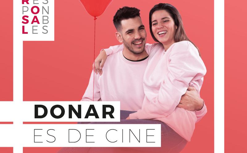 Vuelve la campaña 'Donar es de cine' al Centro Comercial El Rosal 1