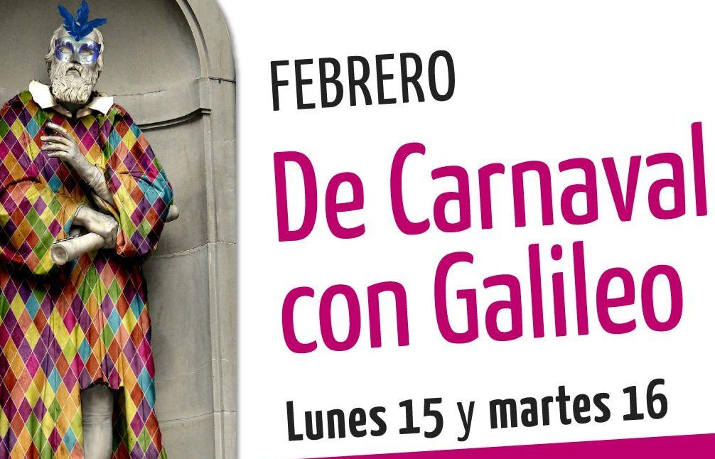Campamento de Carnaval con Galileo en el Museo de la Energía 1