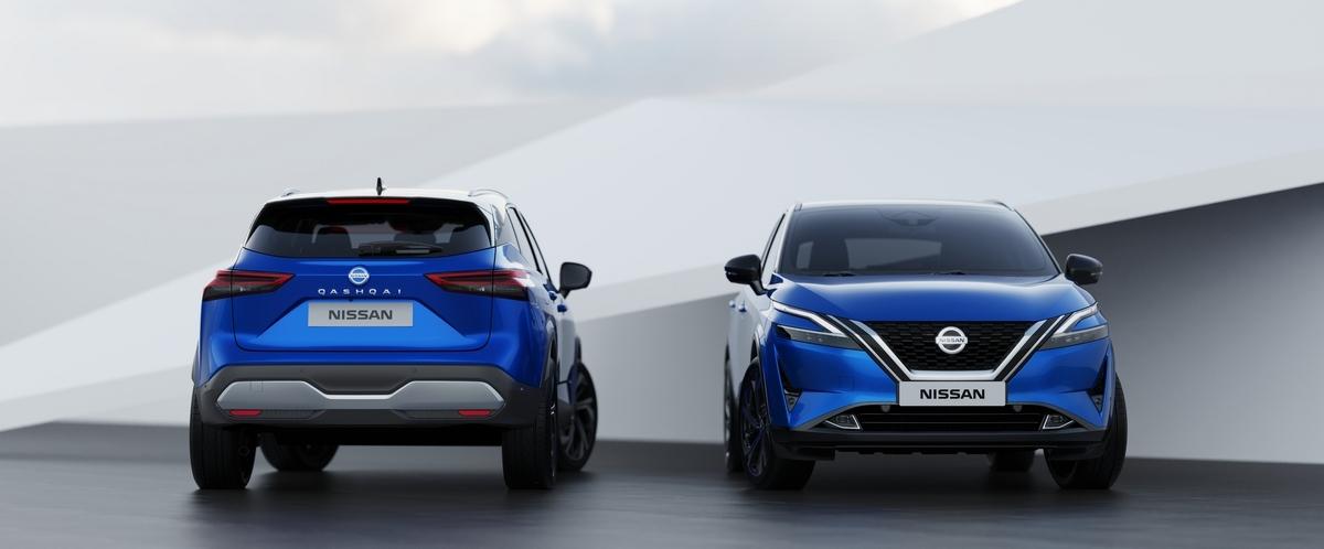 Nissan presenta la nueva versión del exitoso Qashqai 3