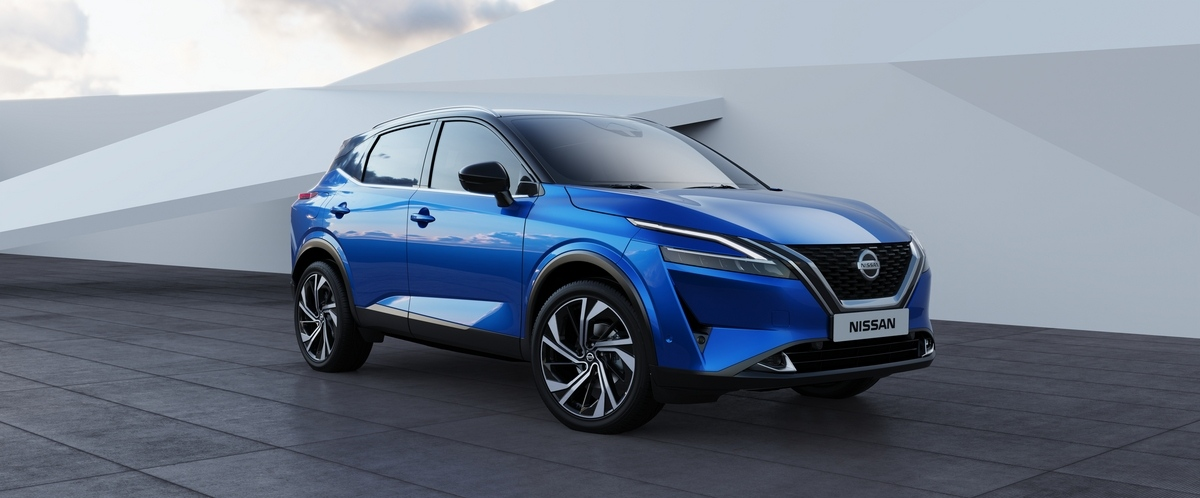 Nissan presenta la nueva versión del exitoso Qashqai 5