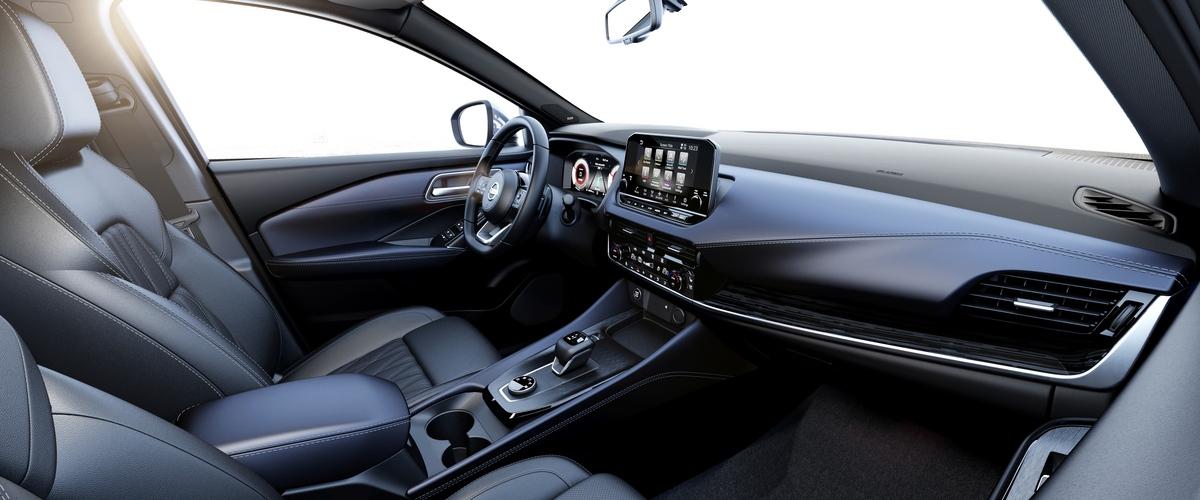 Nissan presenta la nueva versión del exitoso Qashqai 9