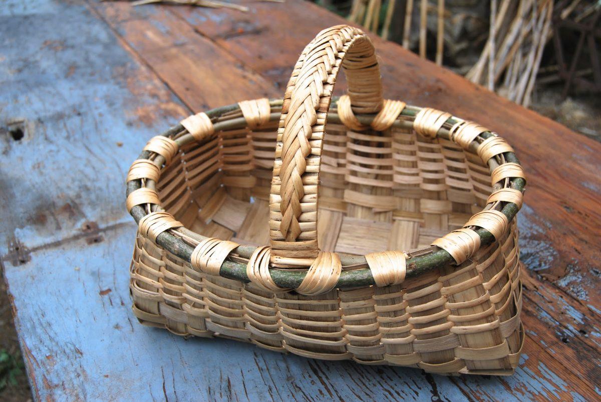 La Moncloa de Cacabelos organiza en marzo un curso de cestería 1