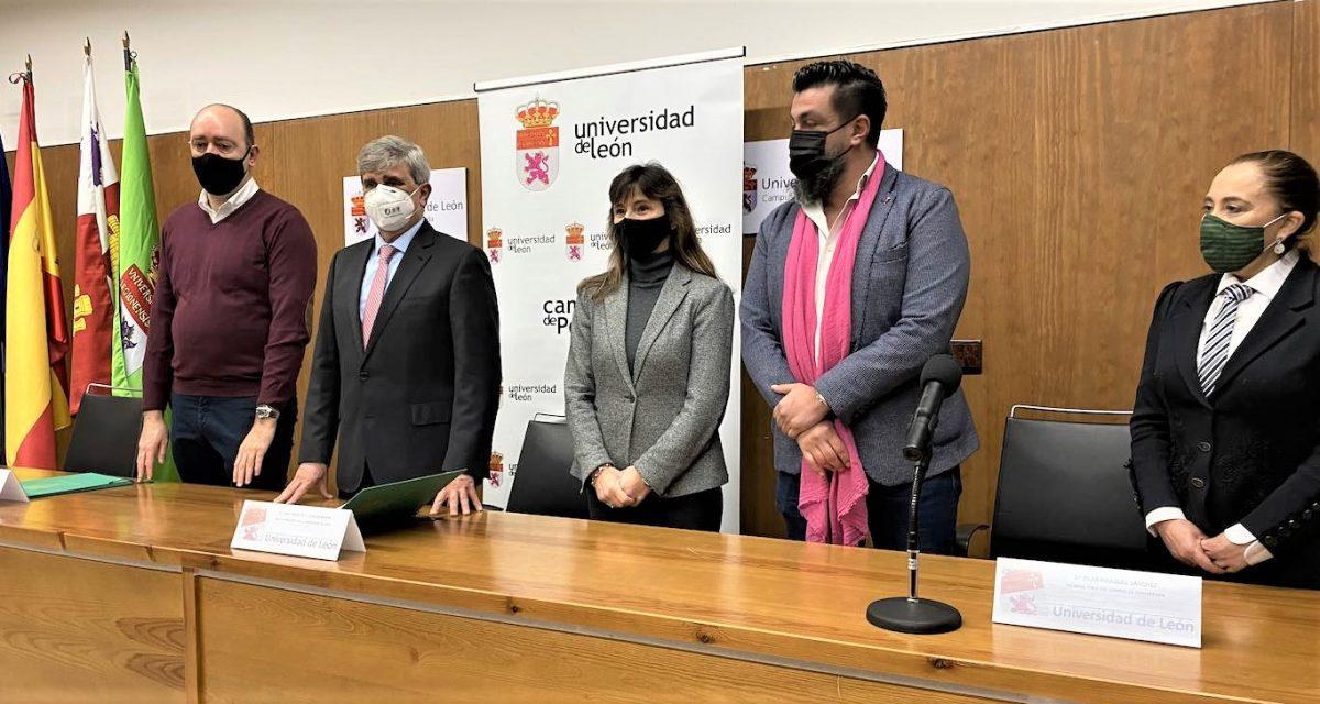 La ULE inicia colaboraciones con Cupa, El Cambrillón y Danza Coppelia 1