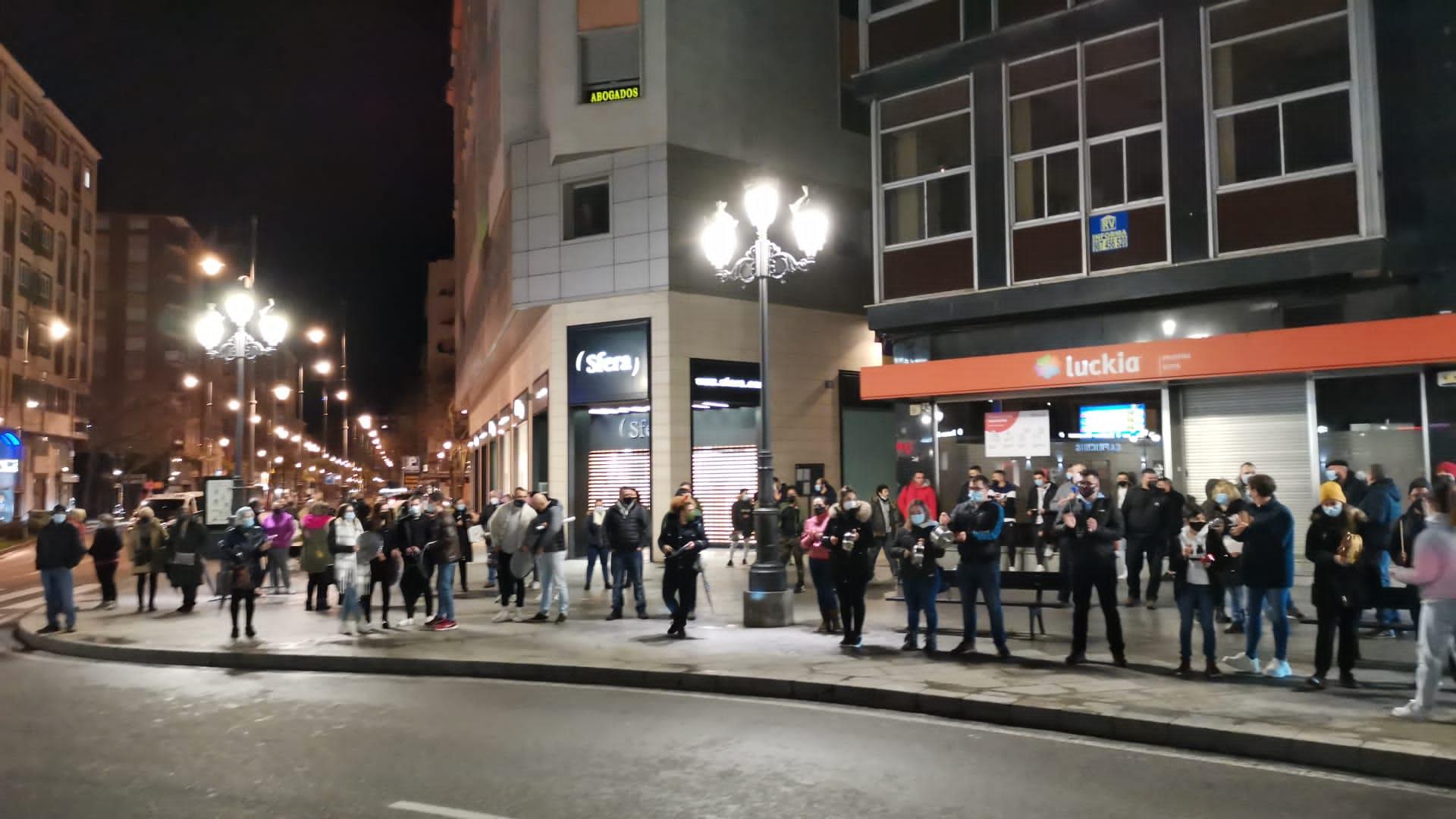 La hostelería berciana pide 'a cacerola limpia' la extensión del horario de cierre hasta el toque de queda 1
